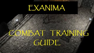 EXANIMA COMBAT TRAINING GUIDE: Understanding Combat Mechanics