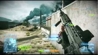 Battlefield 3: Xbox 360 Multiplayer Gameplay Episode 6 - TDM On Operation Firestorm [1080p HD]