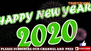 Wishing You a Very Happy New Year 2020 TimesZOOM