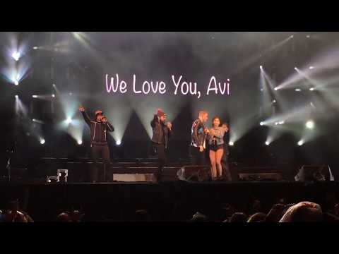 Pentatonix - Avi's Kaplan's Final Two Songs With The Group (Light in the Hallway & Sing)