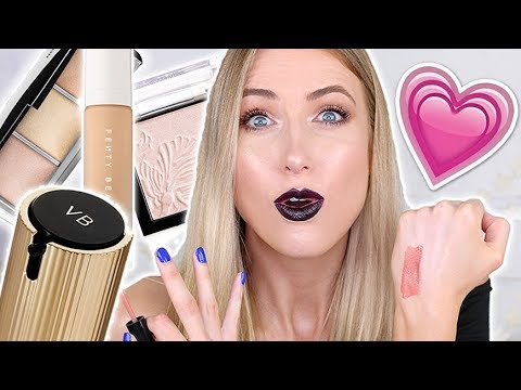 SEPTEMBER FAVORITES 2017 || Beauty & Makeup I'm OBSESSED With