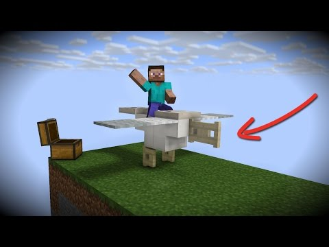 [Minecraft ANIMATED Tutorials] - Bird Statue!