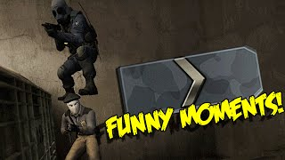 One of AzzyTheMLGPro's most viewed videos: CS:GO SILVER FUNNY MOMENTS - NO SCOPE ACE, MOLOTOV TROLLING & MORE