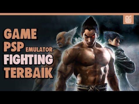 5 Game PSP Fighting Terbaik | PPSSPP Emulator