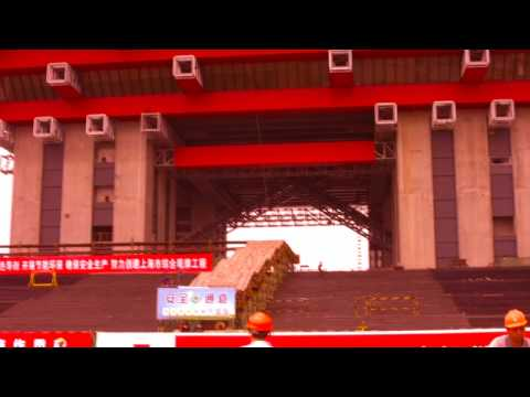 China Pavilion EXPO2010[Sneak preview]