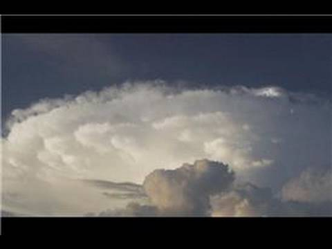 Environmental Science & Weather : How Thunderstorms Form