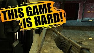 Half Life 2 Updated - E16 This Game Is HARD!