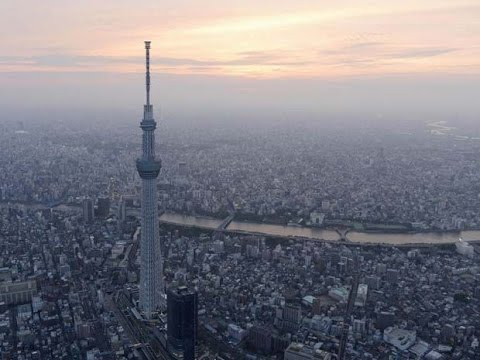 Torre de Tokio - Tokyo Skytree