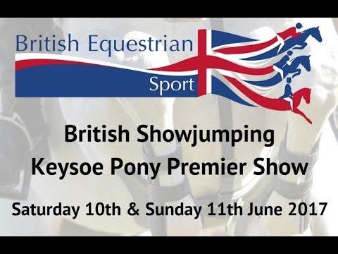 Keysoe Pony Premier | Day 1 | HOYS 128cm Qualifier