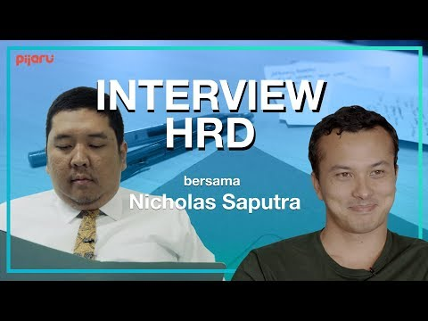 NICHOLAS SAPUTRA HINA PAK HRD