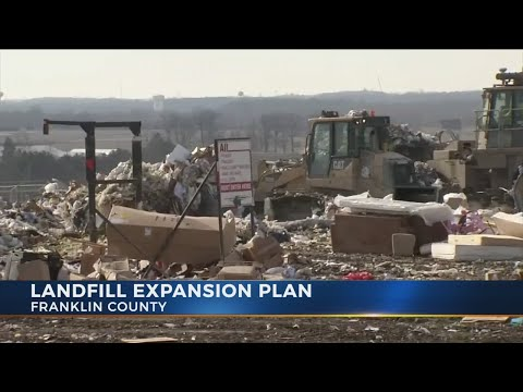 Franklin County landfill proposes expansion