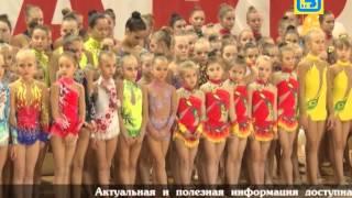 Кубок ОДСОО Русь по художественной гимнастике 04 12 14
