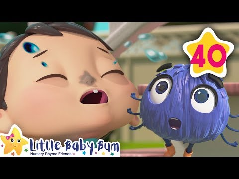 Free Download Itsy Bitsy Spider | Little Baby Bum | Baby Songs & Nursery Rhymes | Learning Songs For Babies Mp3 dan Mp4