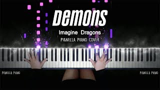 Download lagu Imagine Dragons - Demons | Piano Cover by Pianella Piano