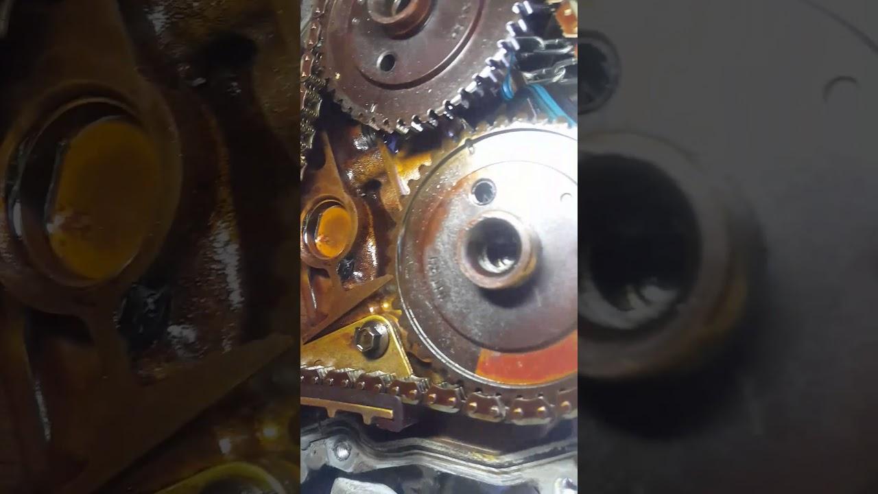 Lincoln Ls V6 Timing Chain Youtube 2002 30 V 6 Engine Diagram