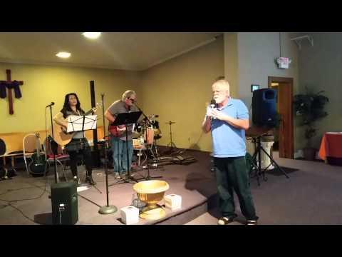 Mark Clifton Worship at Gathering Knoxville 9/20