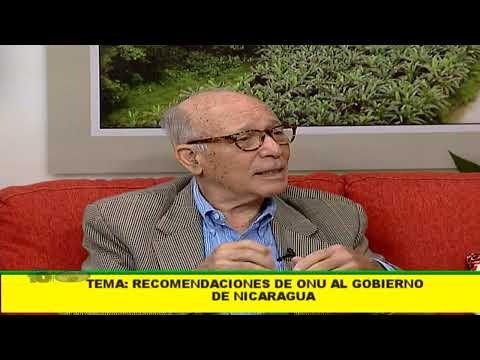 🔴EN VIVO: Recomendaciones De ONU Al Gobierno De Nicaragua 2da Parte