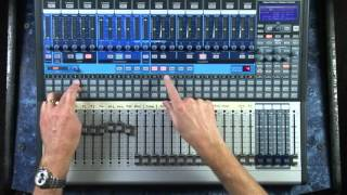 mixing live sound levels eq compression and gates from ultimate live sound school presonus
