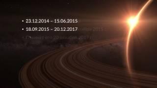 Астрологическое Прогнозирование для Всех. Урок 7. Сатурн