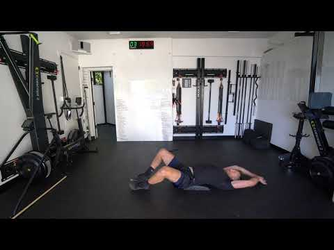 Brooks Laich does the CrossFit wod