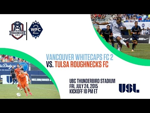 USL: Whitecaps FC 2 vs. Tulsa Roughnecks FC