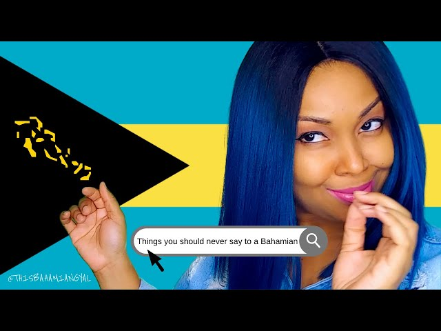 Things You Should Never Say To A Bahamian | Bahamian Stereotypes | This Bahamian Gyal