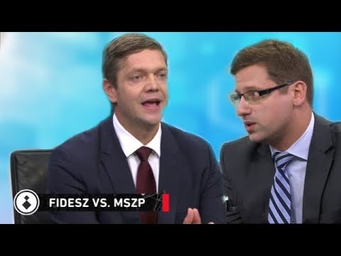 MSZP vs Fidesz - Nyugdíj, oroszok, Paks 2, bevándorlás, gazdaság 2017.10.12.