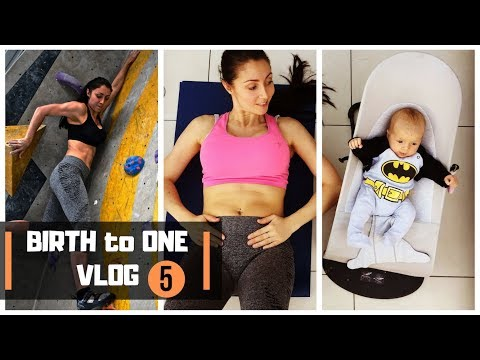 lose-baby-weight-after-c-section---birth-to-one-vlog-#5
