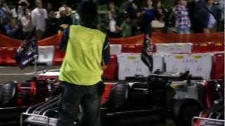 2012/10/8に「東京プリンスホテル」駐車場にて 「RED BULL KART FIGHT J...