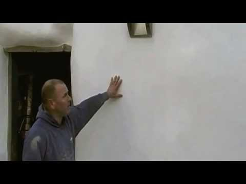 Devon Plasterers Traditional Lime Plastering Cob Walls Technique Phase 2