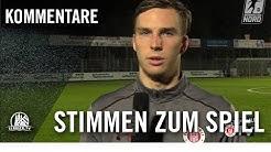 Die Stimmen zum Spiel   FC St. Pauli II - Hamburger SV II (2. Spieltag, Regionalliga Nord)