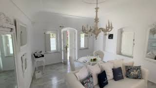 Canaves Suites Oia Santorini - Presidential Suite with plunge pool - room tour.