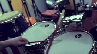 Marco Moony with Paolo Lepido - PERCUSSION AND BASS SOUND ( Promo HD )