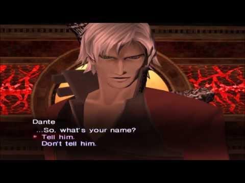 Shin Megami Tensei: Nocturne -- Dante Final Battle and Recruitment