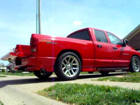 Dodge Ram 1500 Hemi Sport Flowmaster 40 series muffler ...