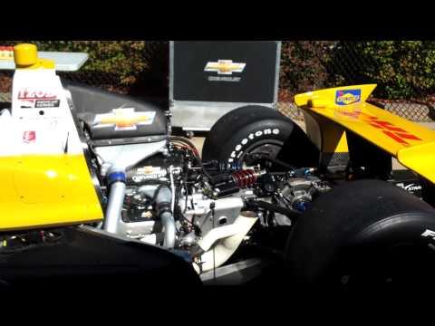 Chevrolet IndyCar National Anthem Ryan Hunter-Reay
