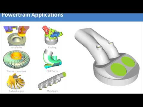 Automated Optimization Workflow For a Diesel Piston Bowl Using CAESES and CONVERGE CFD