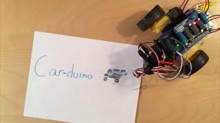 How to Make a Radio Controlled Arduino Robot (Carduino)
