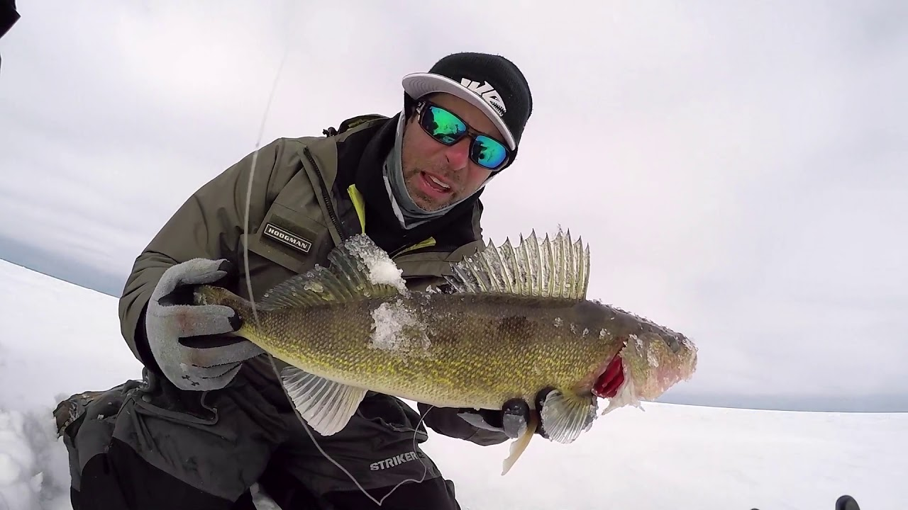87a029a5432c0 Going Ike Season 4 Episode 6 - Mille Lacs Walleye - YouTube