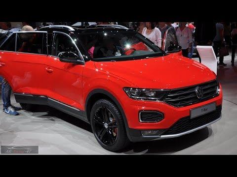 2019 VW T-ROC | Interior Exterior | Volkswagen TRoc | SUV | NEW 2018