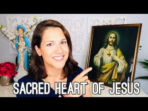 SACRED HEART OF JESUS ~ family Enthronement~ 2019