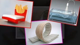 Most Unusual Beds You Have Never Seen Before | Strange Beds You Won't Believe