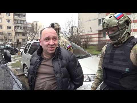 В Петербурге задержали мужчину, который представлялся сотрудником ФСБ