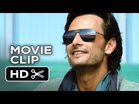 Focus Movie   Invite Him to Lunch 2015  Will Smith, Rodrigo Santoro Movie HD