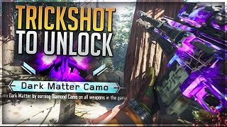 One of FaZe Agony's most viewed videos: I HIT A TRICKSHOT TO UNLOCK DARK MATTER!! (UNLOCKING DARK MATTER ON BLACK OPS 3 WITH A TRICKSHOT)