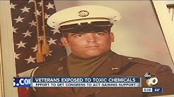 Veterans exposed to toxic chemicals at Alabama base: Effort to get Congress to act gaining support