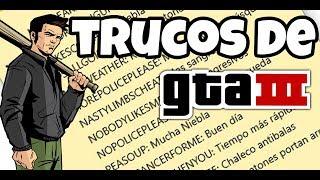 TODOS LOS TRUCOS DE GTA III (XBOX | PLAYSTATION | PC)