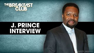 J. Prince Talks New Business Endeavors, Rap-A-Lot Records History, Drake, Megan Thee Stallion + More
