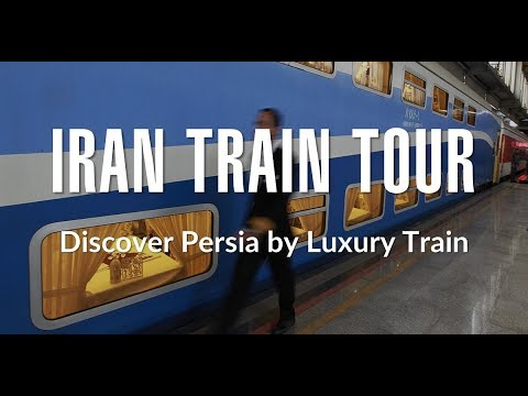 The Persian Caravan - Discover Iran by luxury train