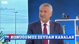 Adana Büyükşehir Belediye Başkanı Zeydan KARALAR FOX Tv'de...